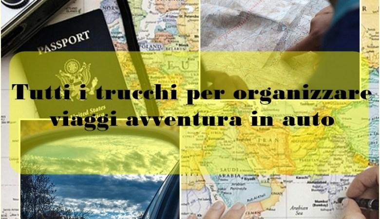 viaggi avventura road trip