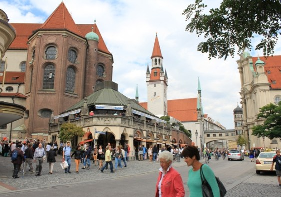 Un giorno a Monaco di Baviera