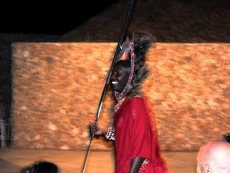 Incontrare i Masai