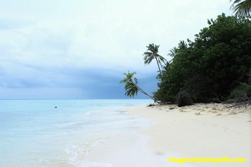 viaggi romantici alle maldive