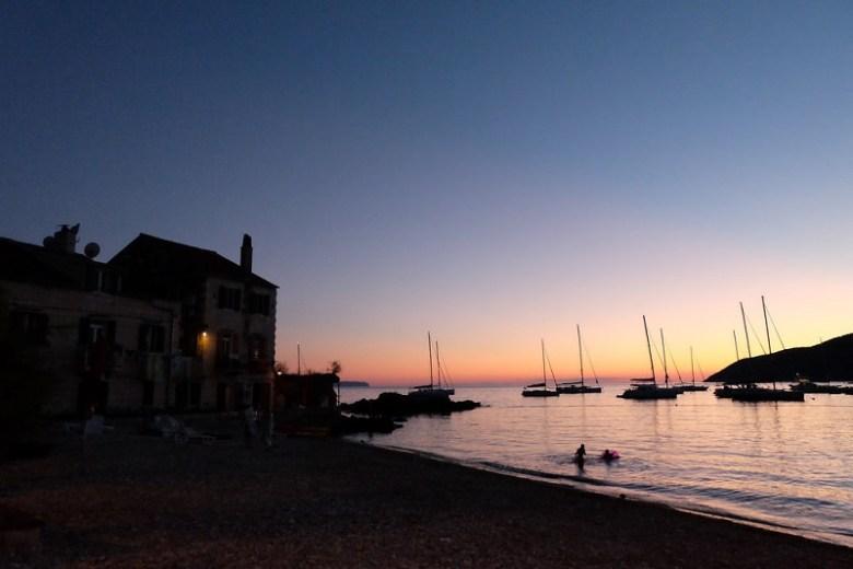 isole della Croazia Vis