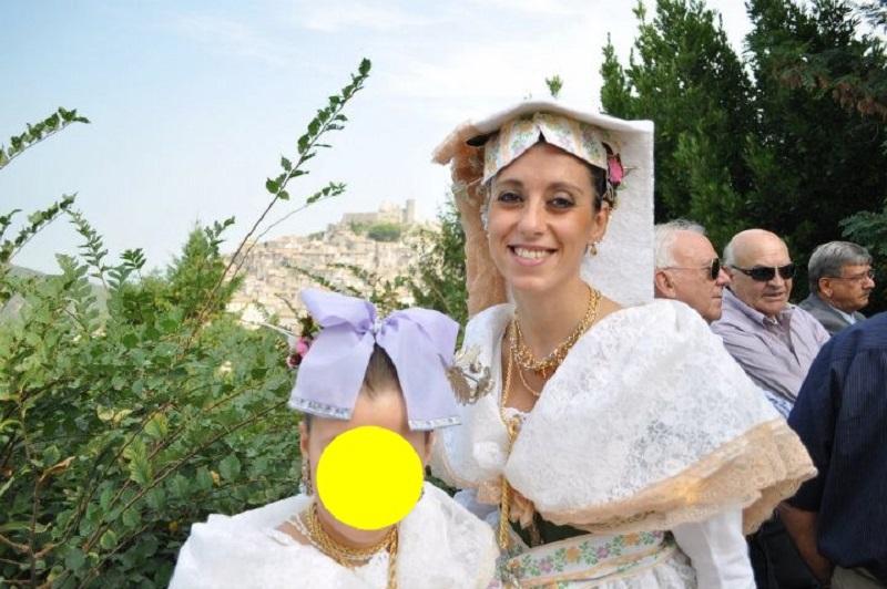 i borghi più belli d'Italia: i due colli sui quali sorge Montecelio