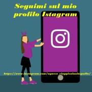 Seguimi sul mio profilo istagram