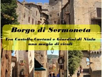 Borgo di Sermoneta