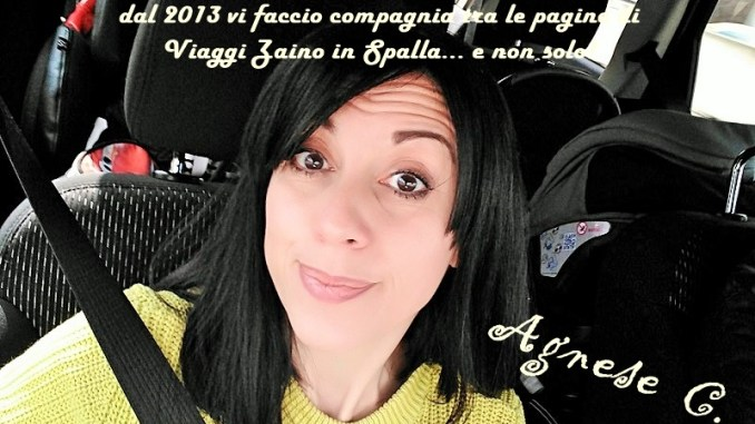 Agnese C. Travel blogger