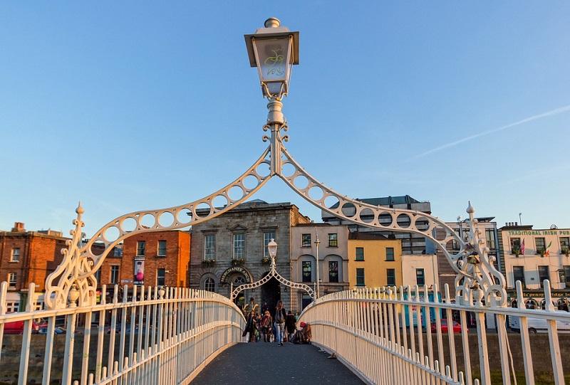 Cosa vedere a Dublino A penny Bridge