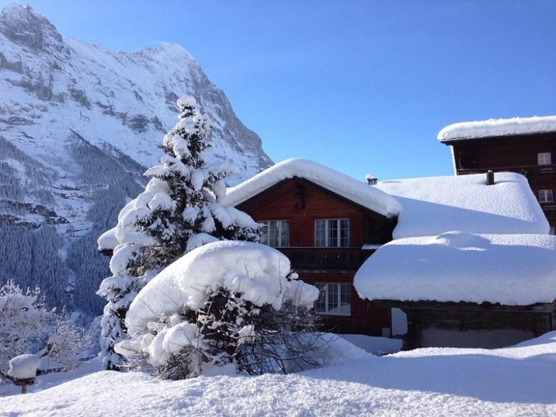 capodanno sulla neve in rifugio