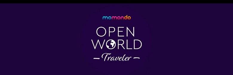 Momondo Open World Traveler