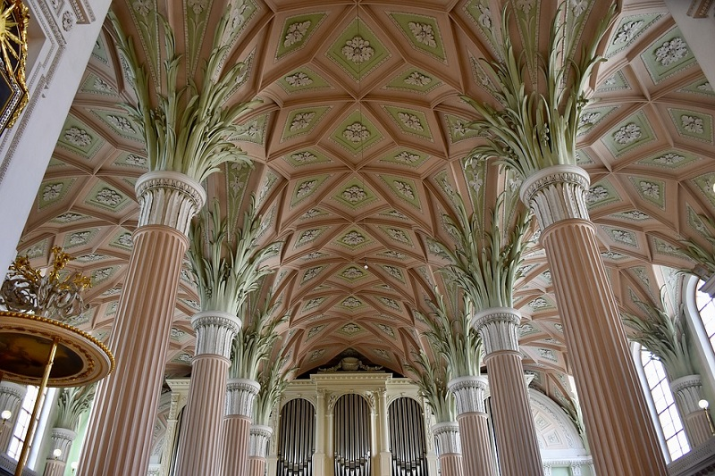 Lipsia- chiesa di san nicola