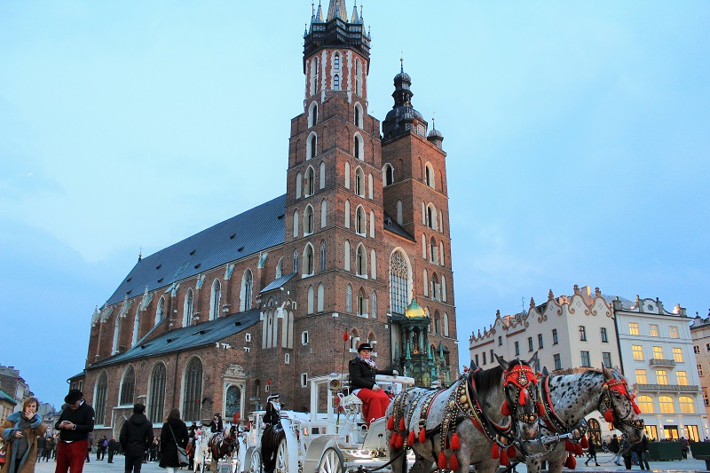 Quanto costa un weekend a Cracovia