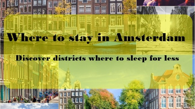 where to stay in Amsterdam for less