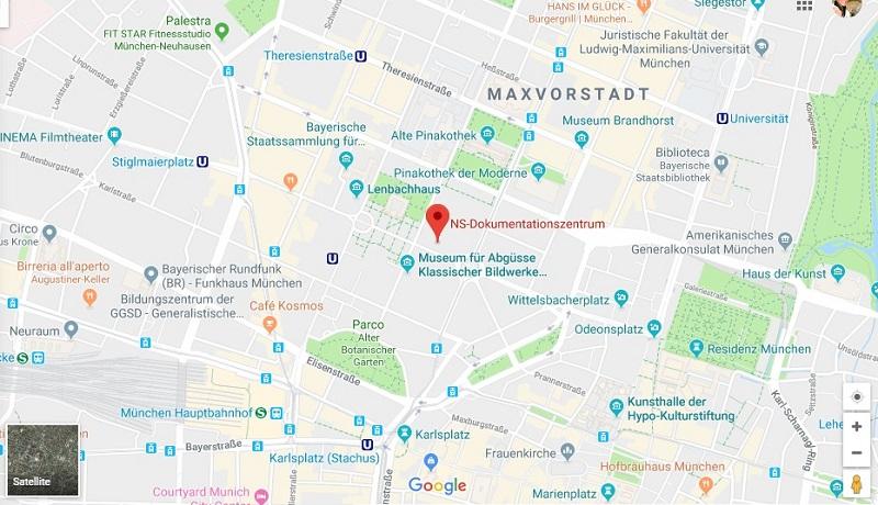 Cosa vedere a Monaco di Baviera: Centro di documentazione Nazista