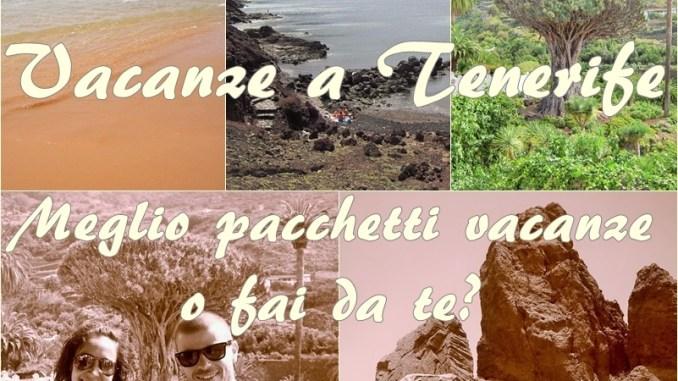Vacanze a Tenerife