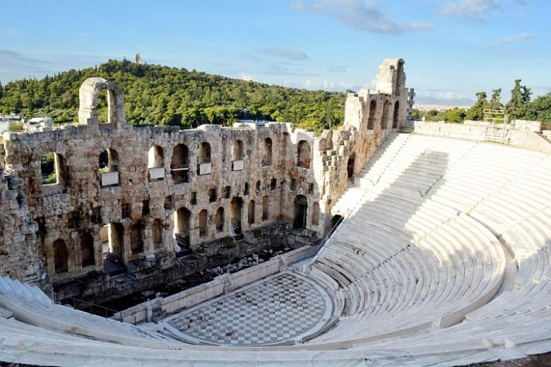 Acropoli di Atene 3