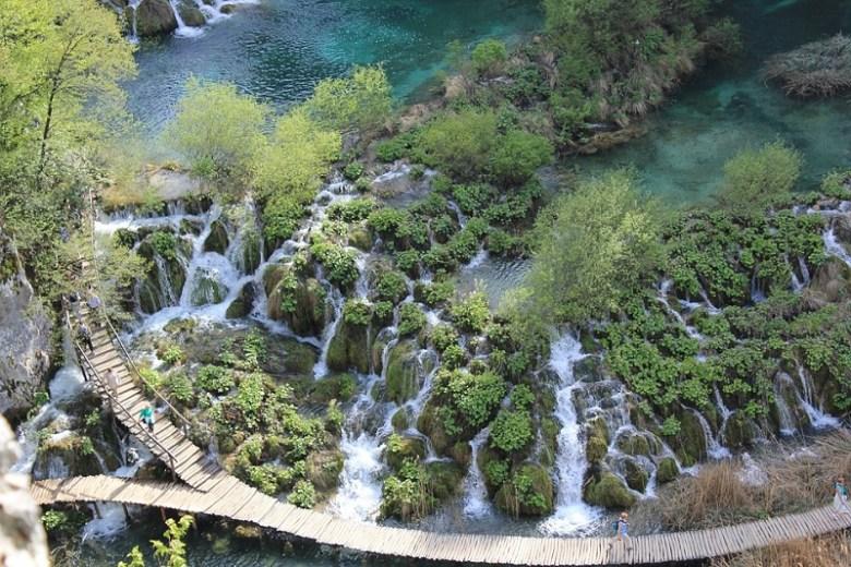 Parchi nazionali Croazia Plitvice