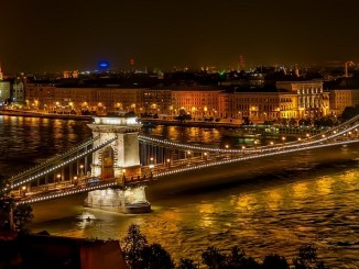 holiday in Budapest