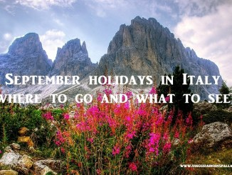 September Holidays in Italy