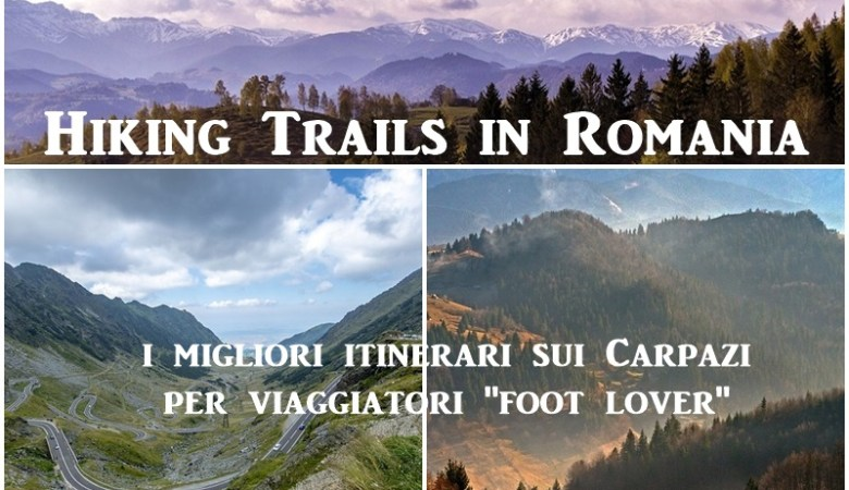 Hiking Trails in Romania page