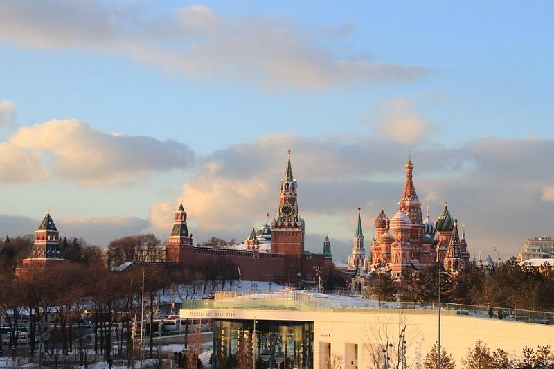 Piazza rossa e Cremlino