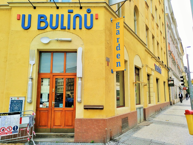 i migliori ristoranti tipici a Praga