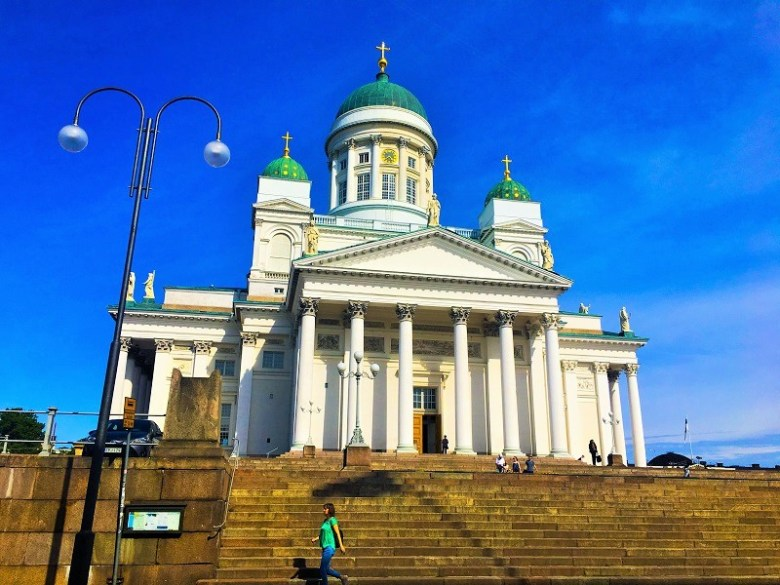 visitare helsinki la cattedrake