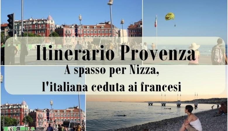 Itinerario Provenza - Nizza
