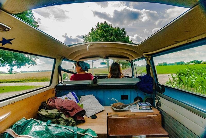 Fare i bagagli viaggio in auto