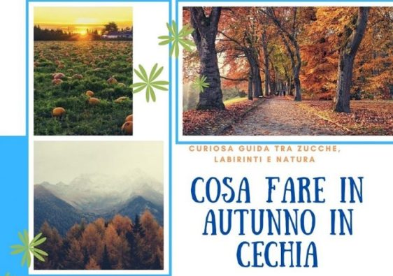 Cosa fare in autunno in Cechia