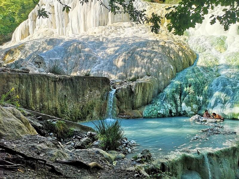 Bagni san Filippo: tra i Borghi della Toscana