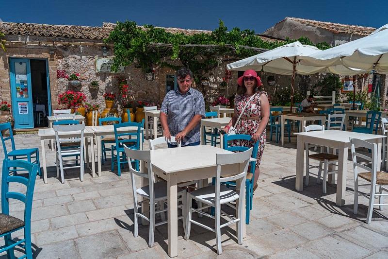 Sicilia in Camper