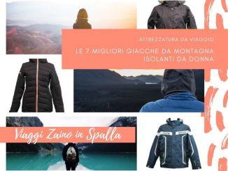 giacche da montagna blog