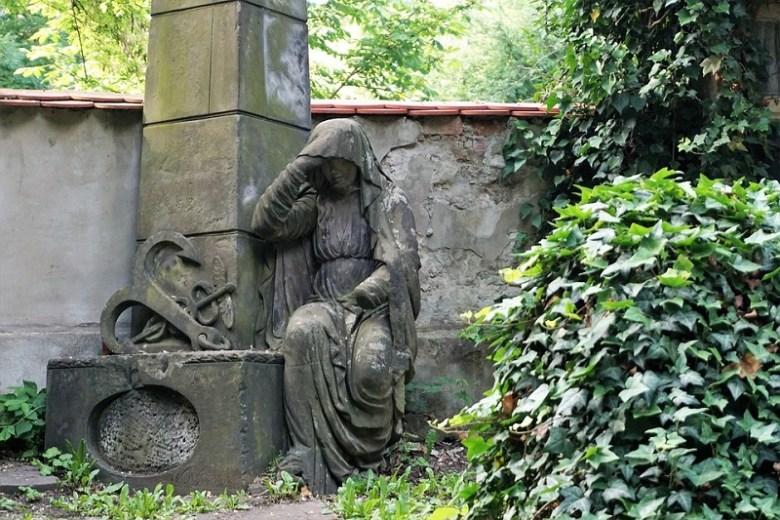 Cimitero di Olsani / Praga esoterica