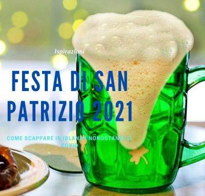 Festa di San Patrizio 2021