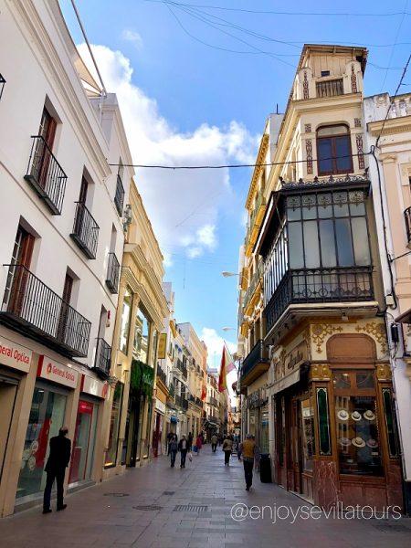 Shopping a Siviglia - CALLE SIERPES