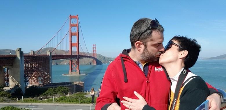 Itinerario di 3 giorni a San Francisco- Golden Gate Bridge