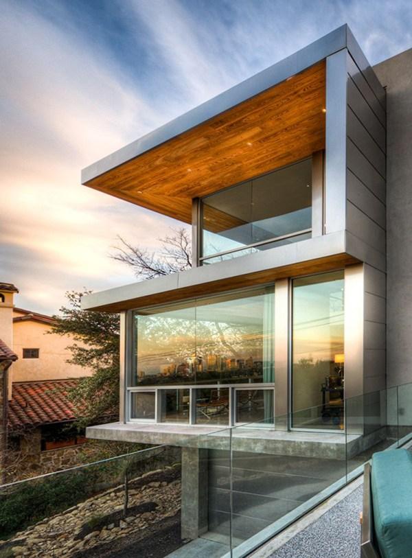 Texas Passive Solar Home Design