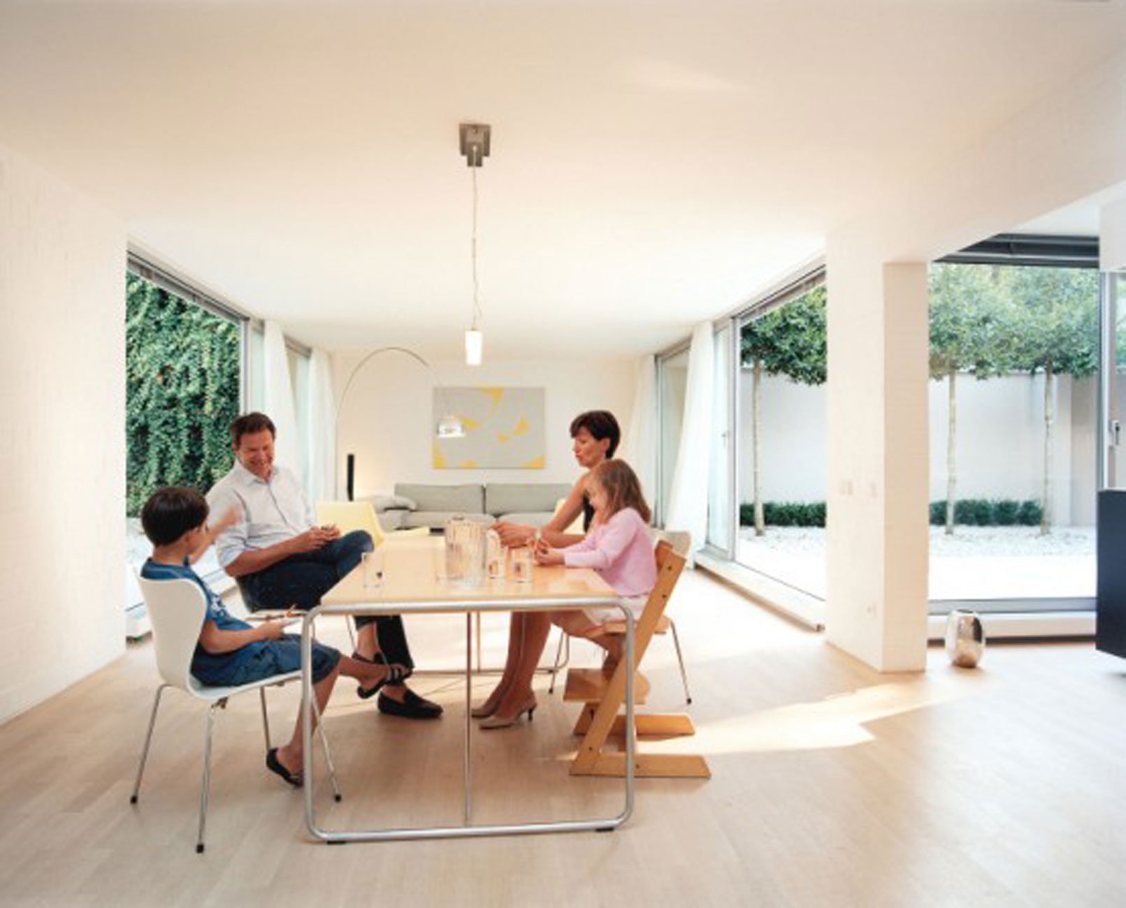 Comfort Family Living Place  Dining Room  ViahouseCom