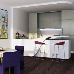 Beach Kitchen Decor Tile Dutch Architect Loft Design, Modern Rooftop Living Place ...
