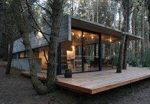 Modern Cabin Design Cottage
