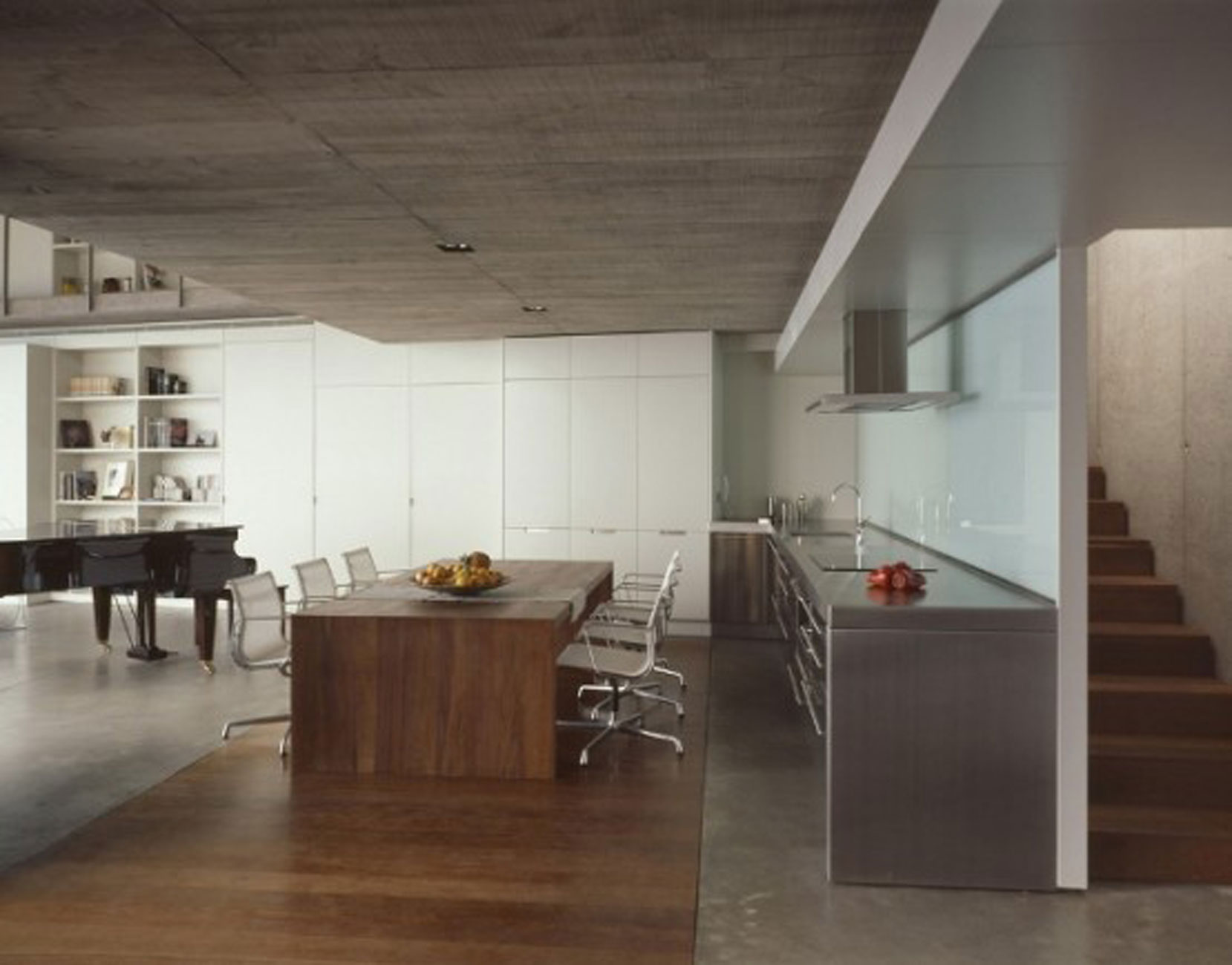 Architecture And Design Kitchen