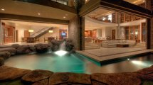 Luxury Homes with Pools Inside the House
