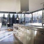 Modern Interior Design For A Contemporary Concrete House In