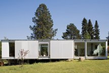Summer House Design With Innovative Architecture