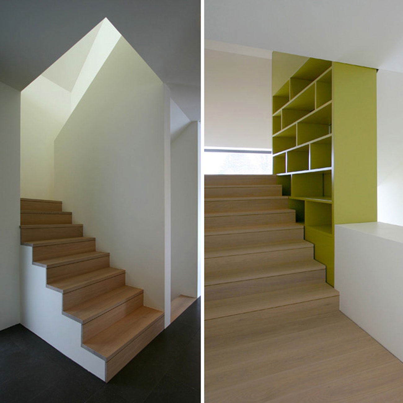Two Storey House Design With Beautiful Green Yard Staircase | Two Story Staircase Designs | Entryway | Stunning | Glass | Two Storey House | 2 Story