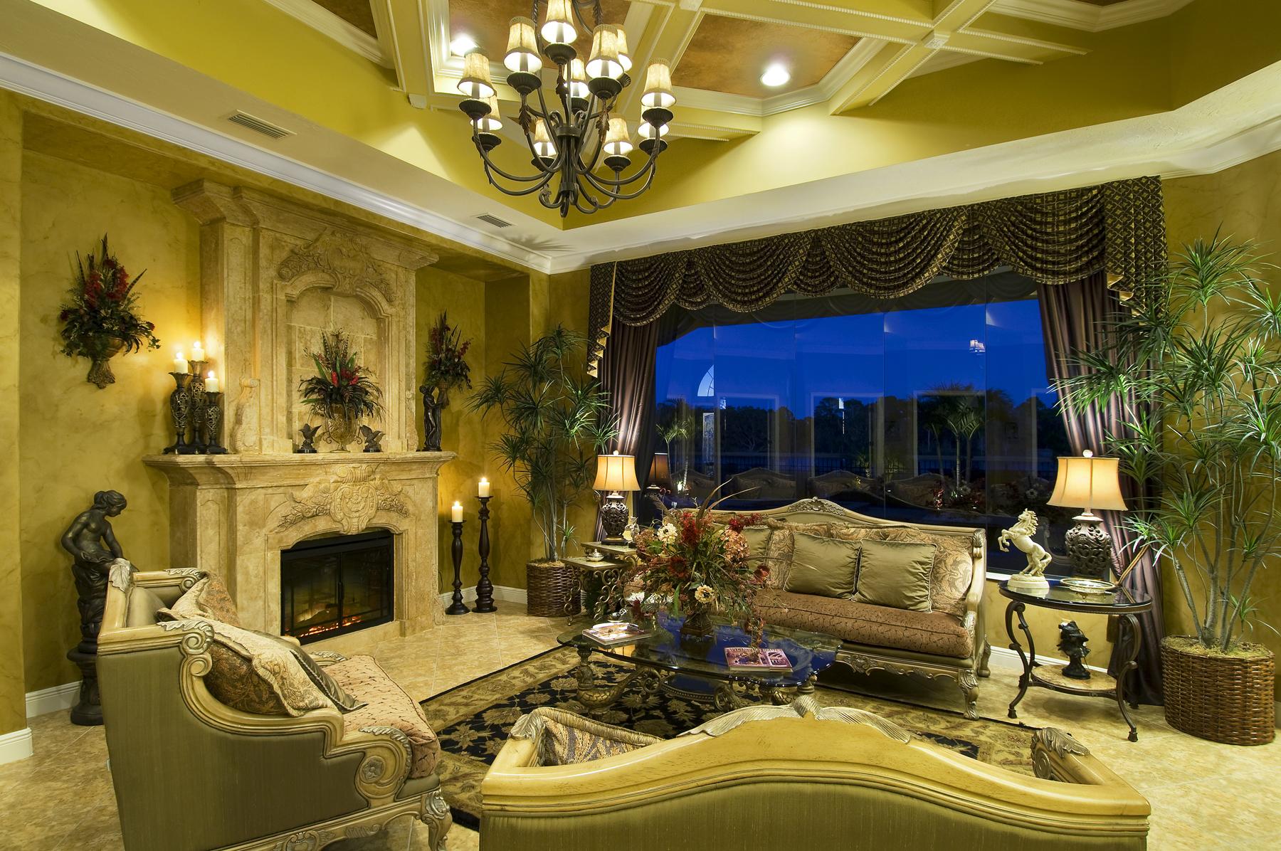 How do decorate interior  ViahouseCom