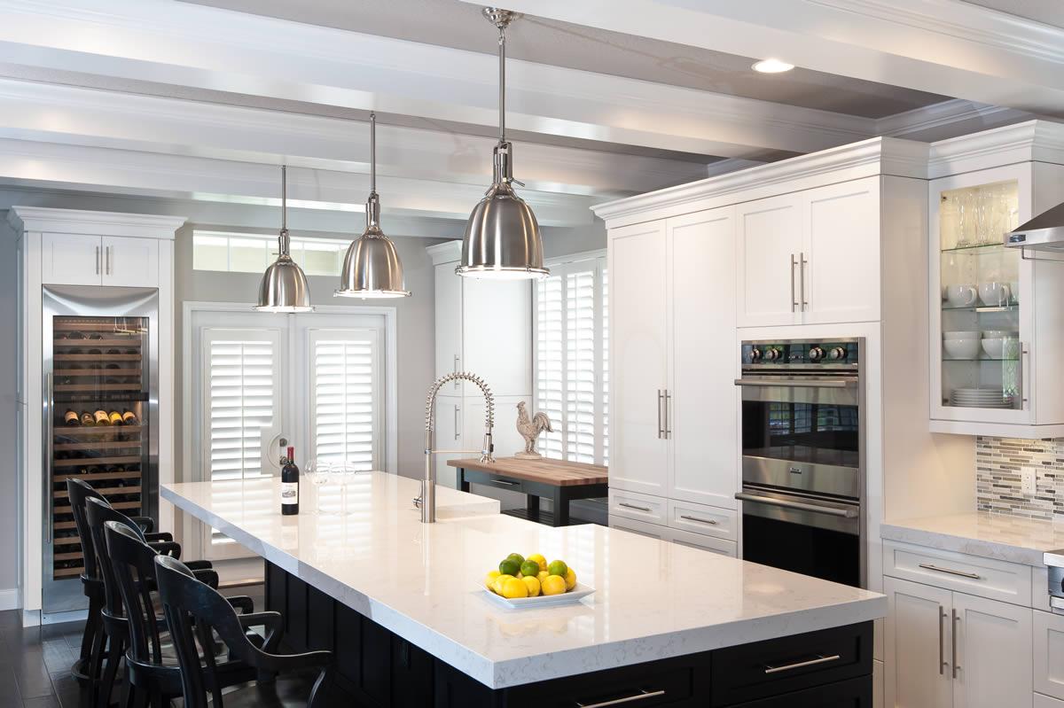 kitchen decor theme ideas backsplash panels amazing art harding construction white cabinet ...
