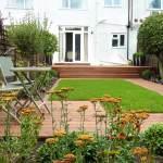 Beautifl Modern Gardens Decks Design Outdoor Seating Furniture Small Lawn Viahouse Com