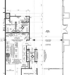 restaurant kitchen diagram [ 1000 x 1440 Pixel ]