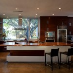 Luxury Design Of Contemporary Kitchen