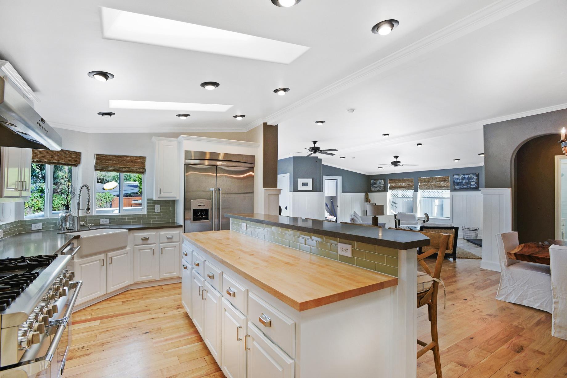 Luxury Triple Wide Mobile Homes Kitchen Design